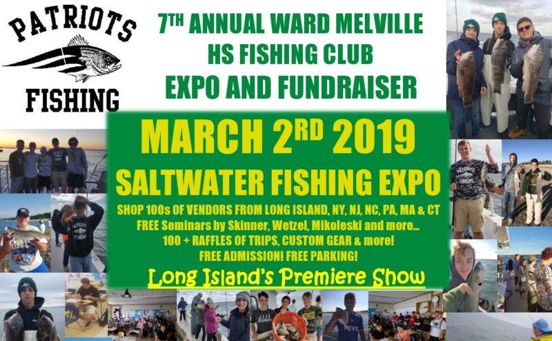 Visit Top Gun Sportfish Charters At 2019 Ward Melville